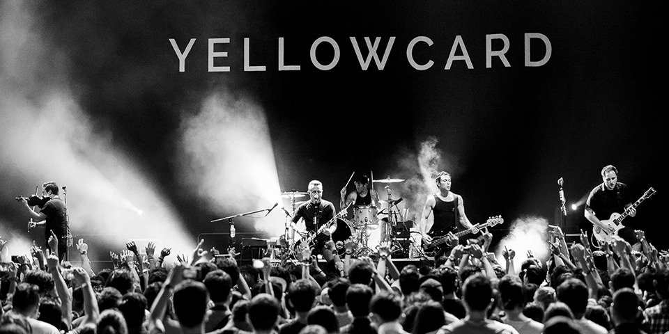 Singers and bands yellowcard wallpapers