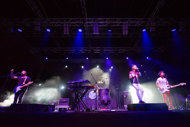 take two, walk the moon, singapore, lamc, lamc productions, fort canning park