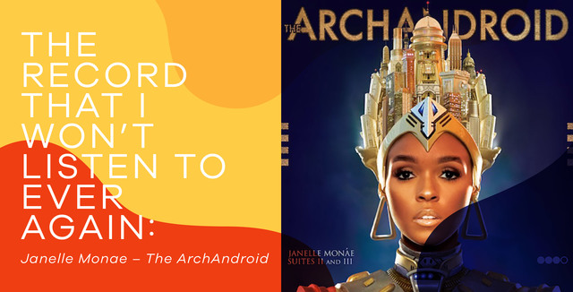 Janelle Monae – The ArchAndroid