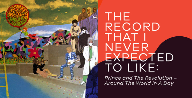 Prince and The Revolution – Around The World In A Day