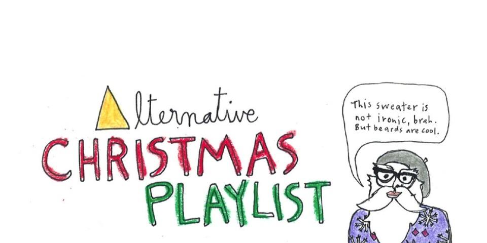 Alternative Christmas Playlist