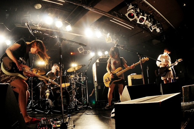 Girl Power: tricot Live In Singapore | Editorial ...