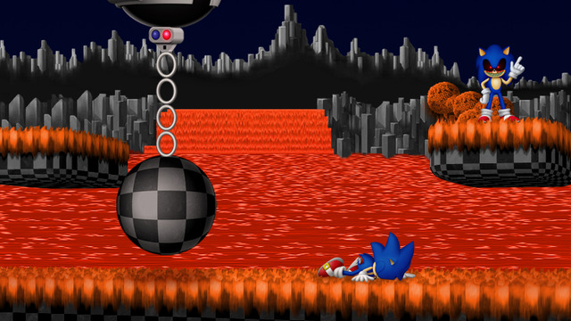 sonic exe real story