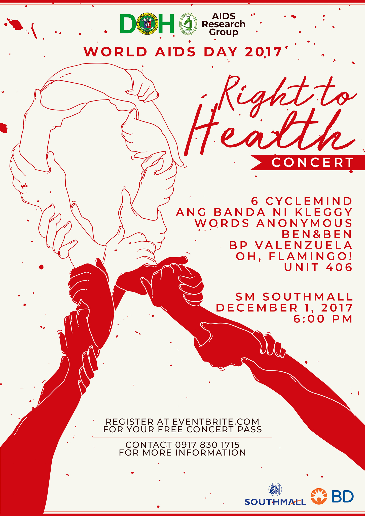 Ben&Ben, BP Valenzuela, and more come together to raise HIV-AIDS