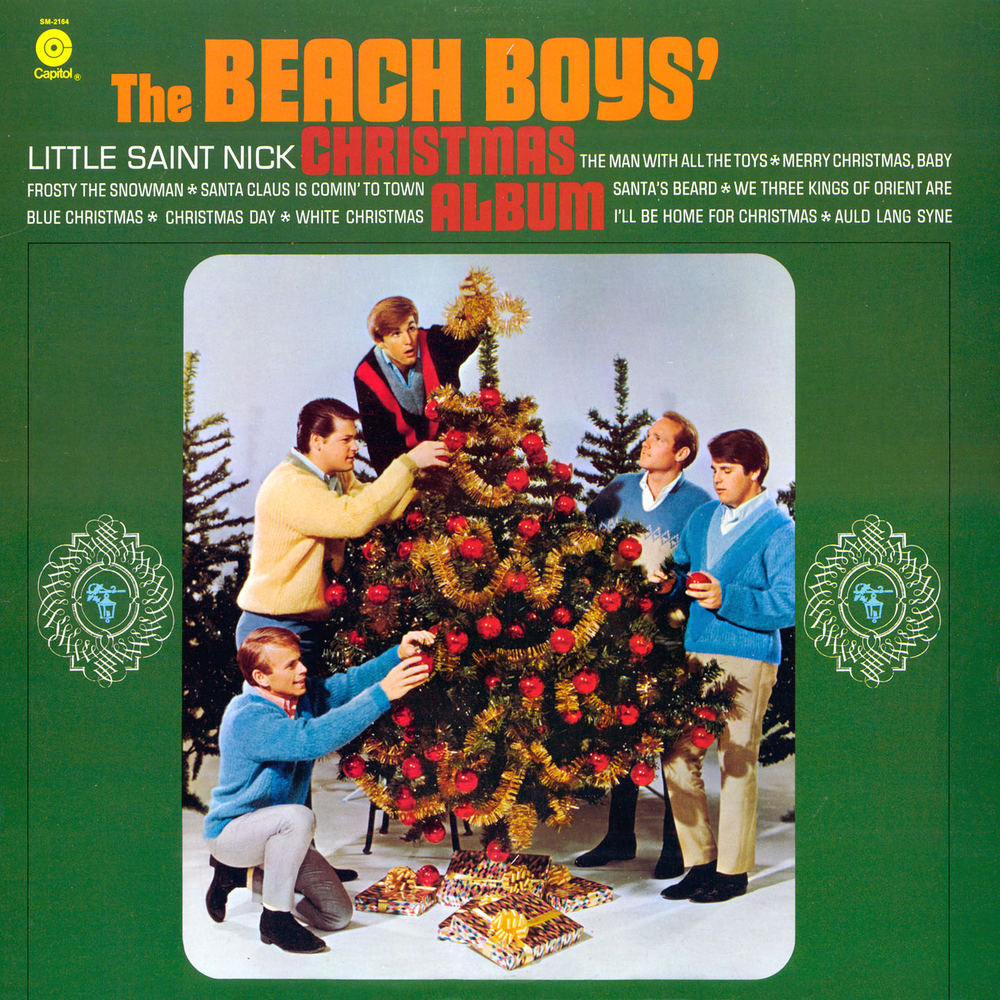 A Christmas Gift For You From Phil Spector.The Best Christmas Albums To Stream Over The Holidays