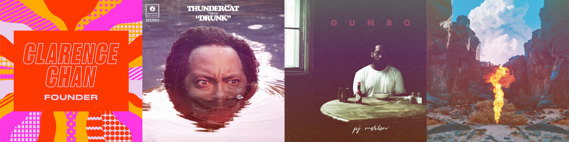 thundercat, year end list, album of the year, 2017, maroon 5, bonobo