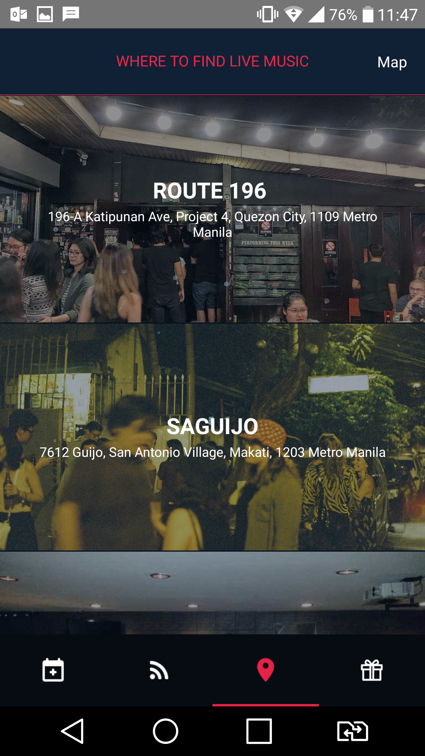 Indie Manila launches new app for finding gigs in the city