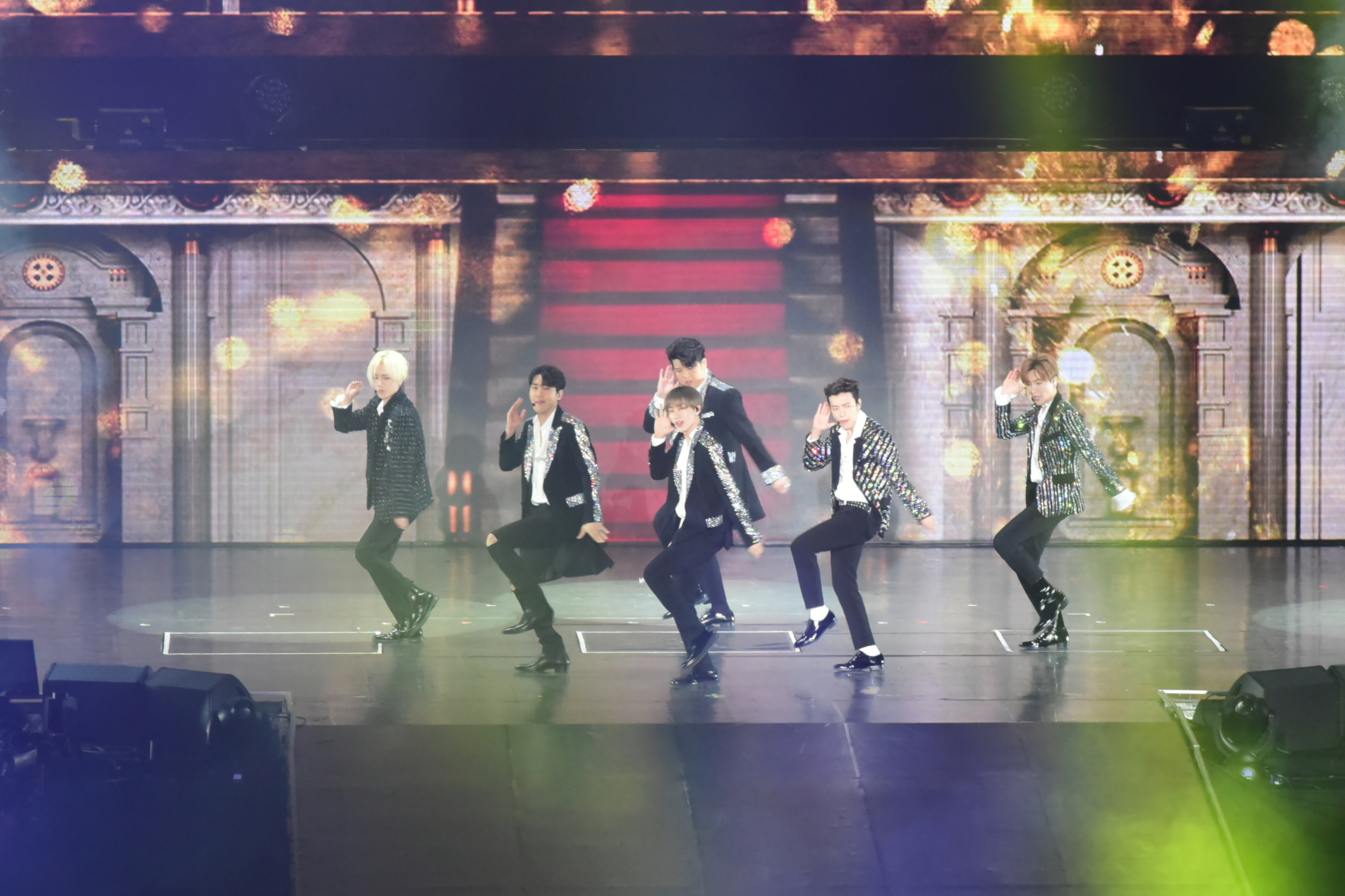 Super Junior, smaller but still super – gig report | Editorial |