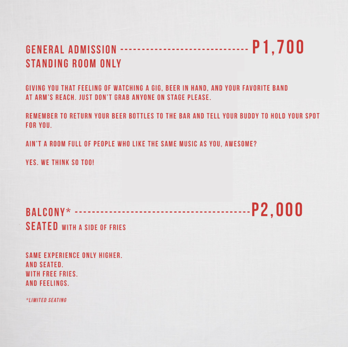 Beach Fossils Are Coming To Manila Ticket Prices Revealed Editorial
