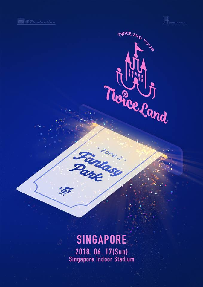 TWICE to return to Singapore for a June concert | Bandwagon
