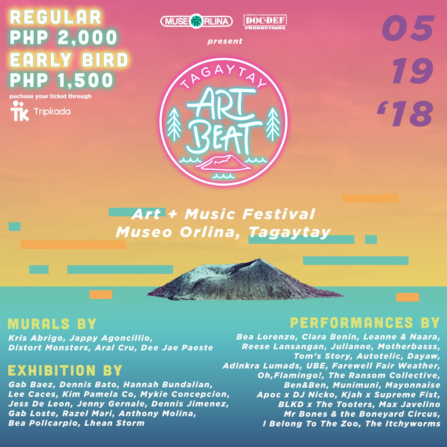 The Itchyworms, Mayonnaise, Clara Benin and more set to