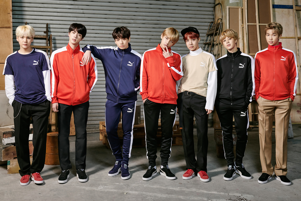 PUMAxBTS fashion collection to launch in Singapore and the Philippines a004cb7a2
