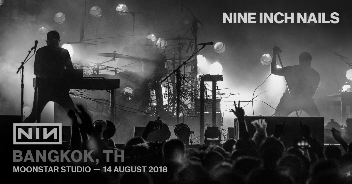 Nine Inch Nails Announce 'Bad Witch' EP and US Tour