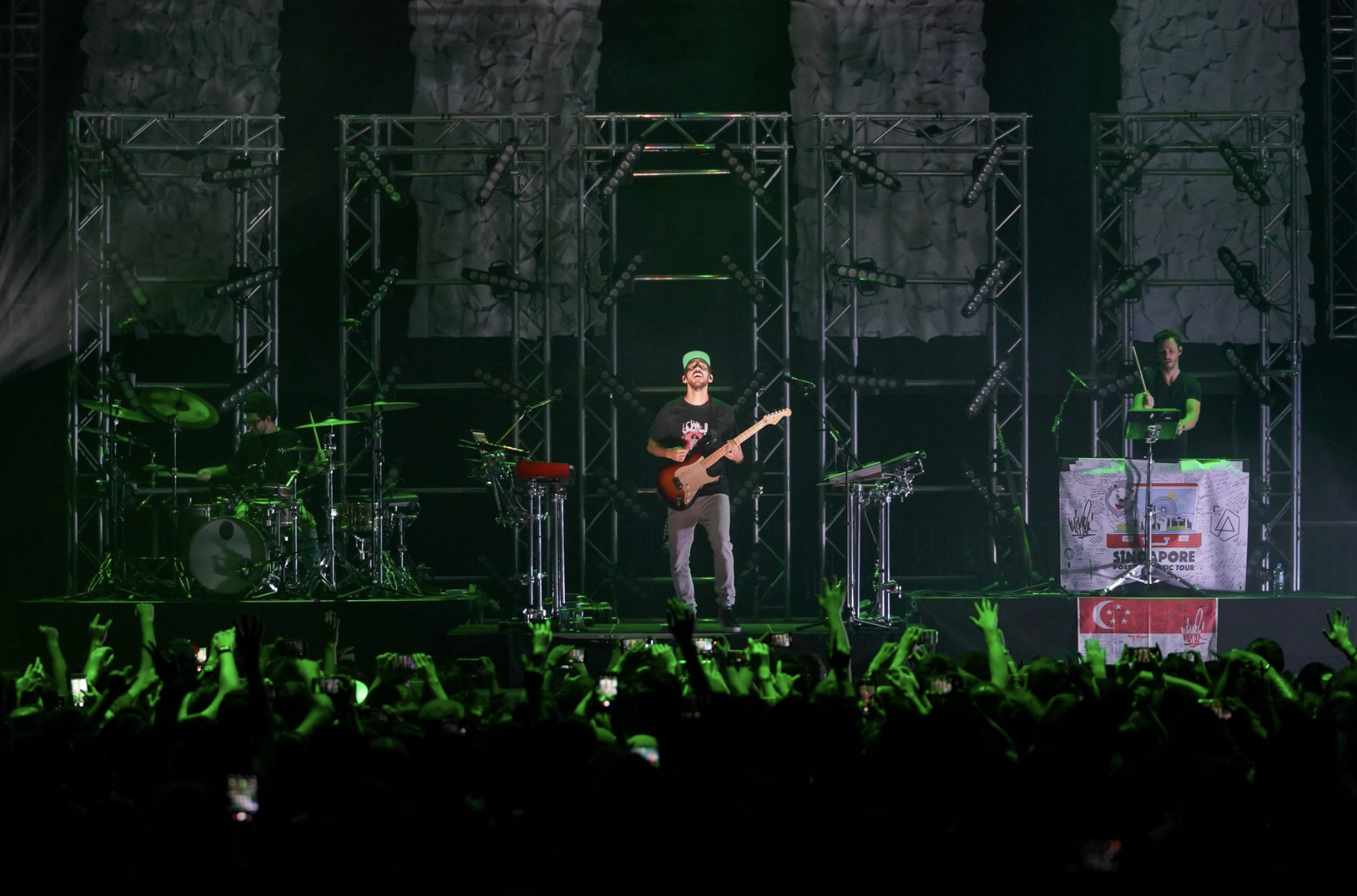 Mike Shinoda Brought Catharsis To Singapore Gig Report Editorial