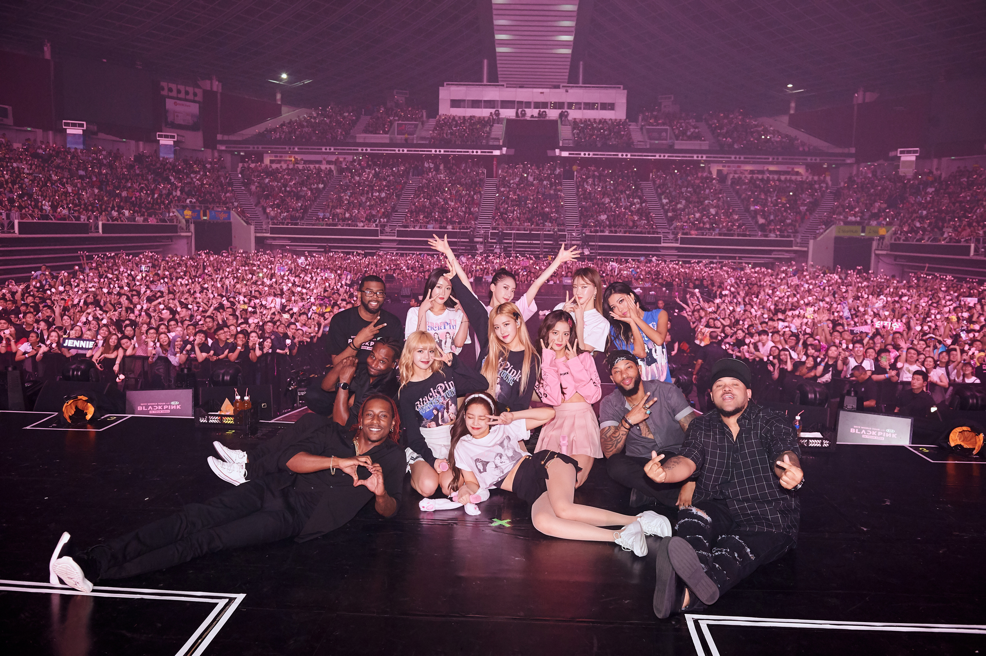 BLACKPINK proves its revolutionary appeal at debut Singapore