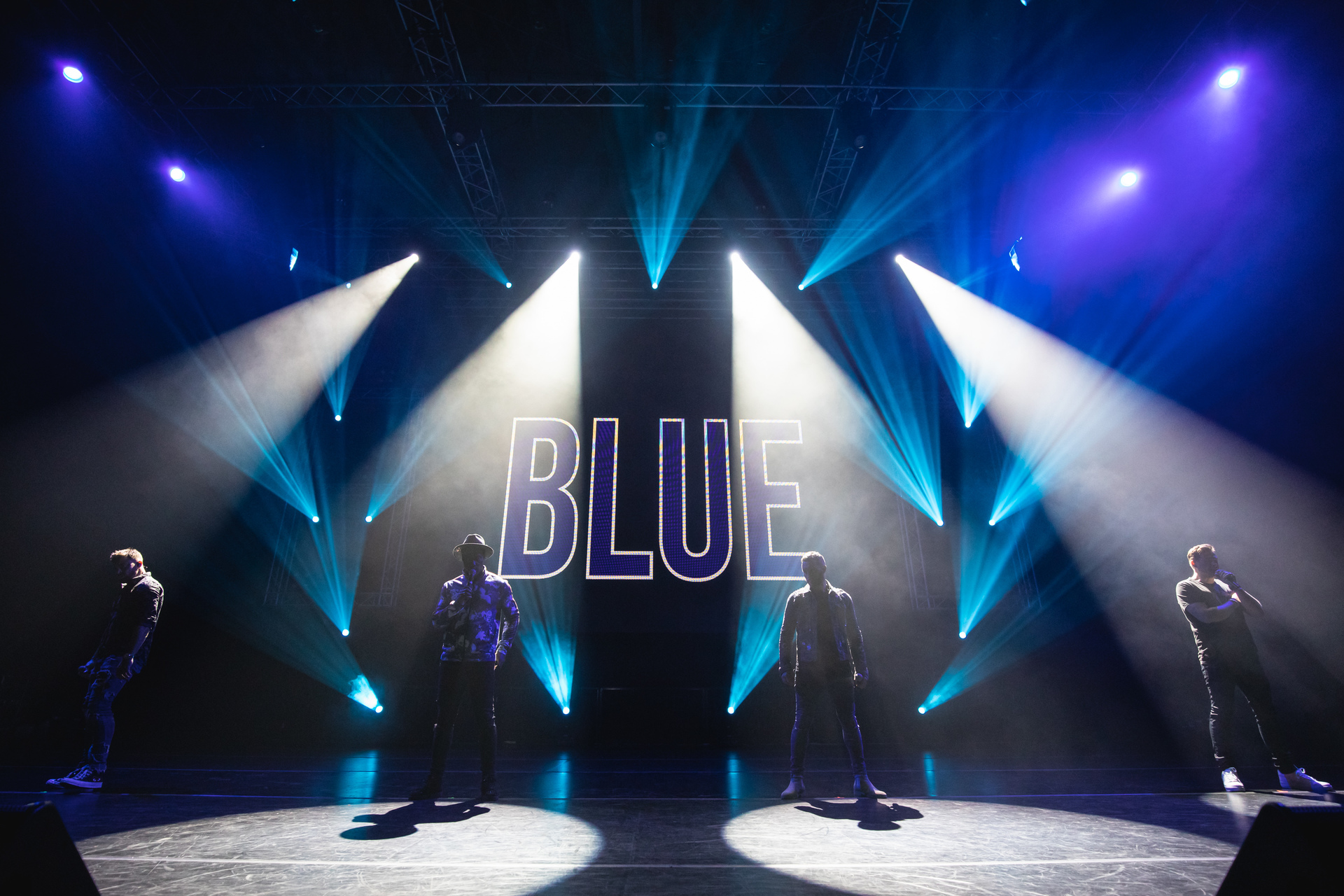 Blue's concert in Singapore reminds us that music from the 2000s is
