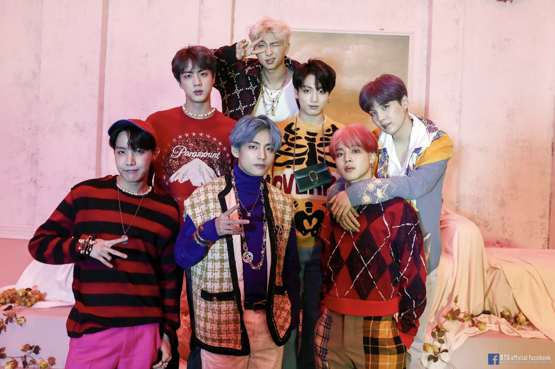 Bts Explores Self Image The Cost Of Fame And Acceptance In Map Of