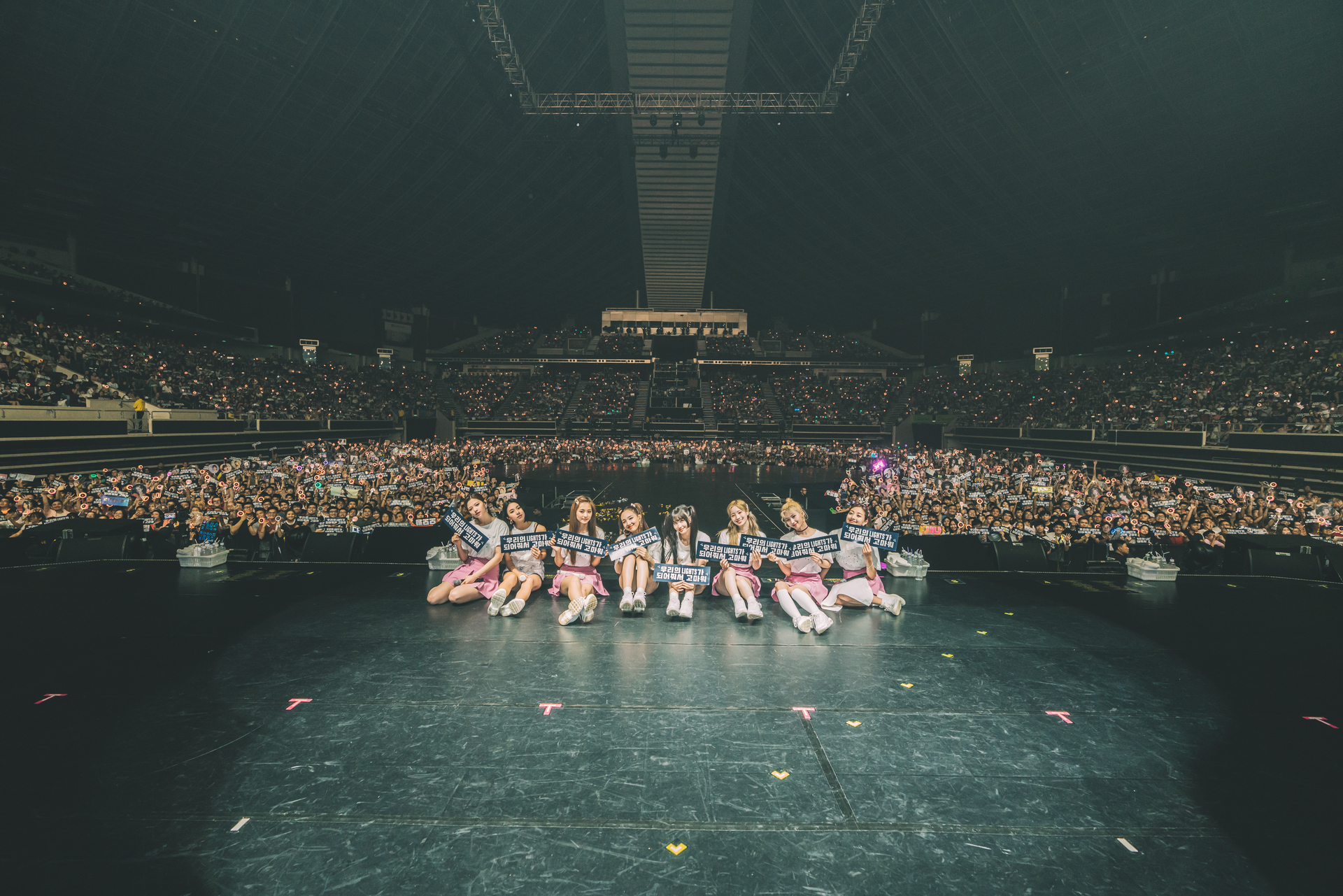 TWICE ensures the show must go on despite member's absence- gig report