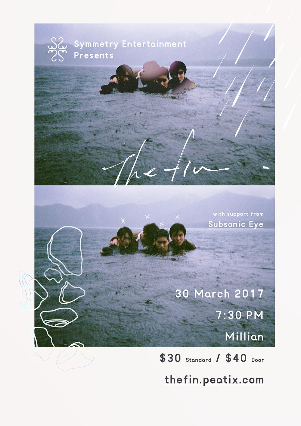 the fin. singapore japan indie rock pop dream pop