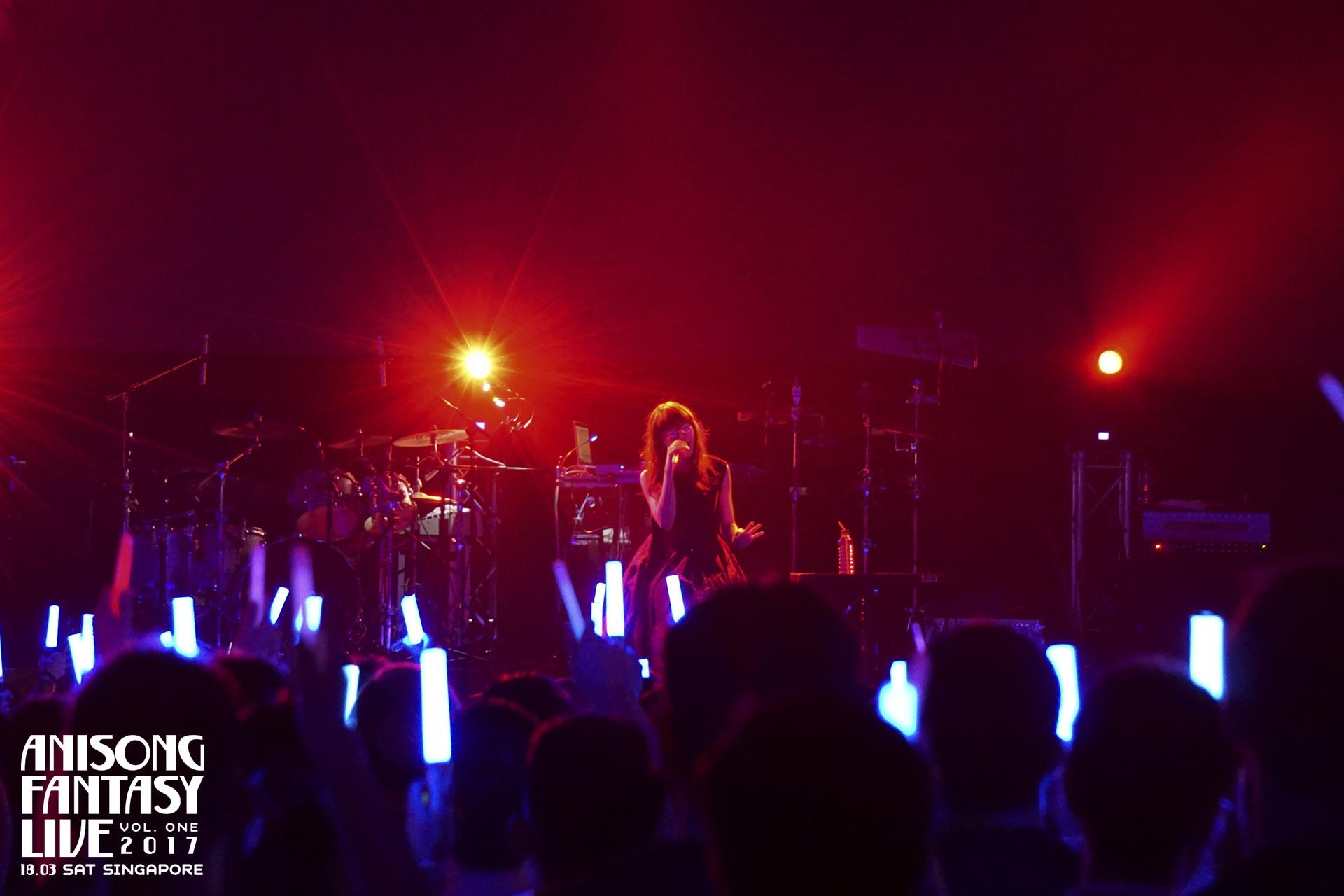 aimer anisong fantasy live 2017 singapore
