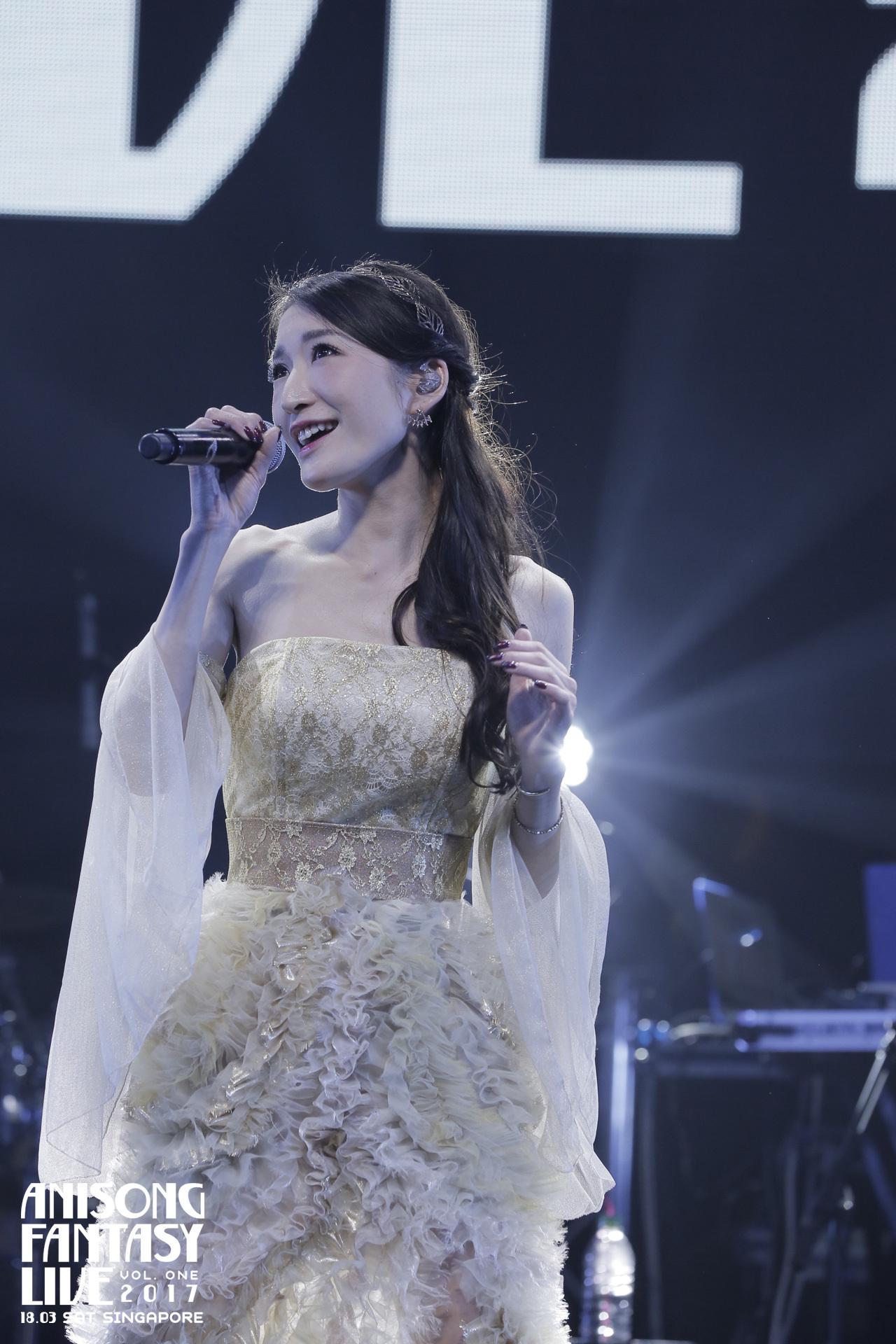 elisa anisong fantasy live 2017 singapore