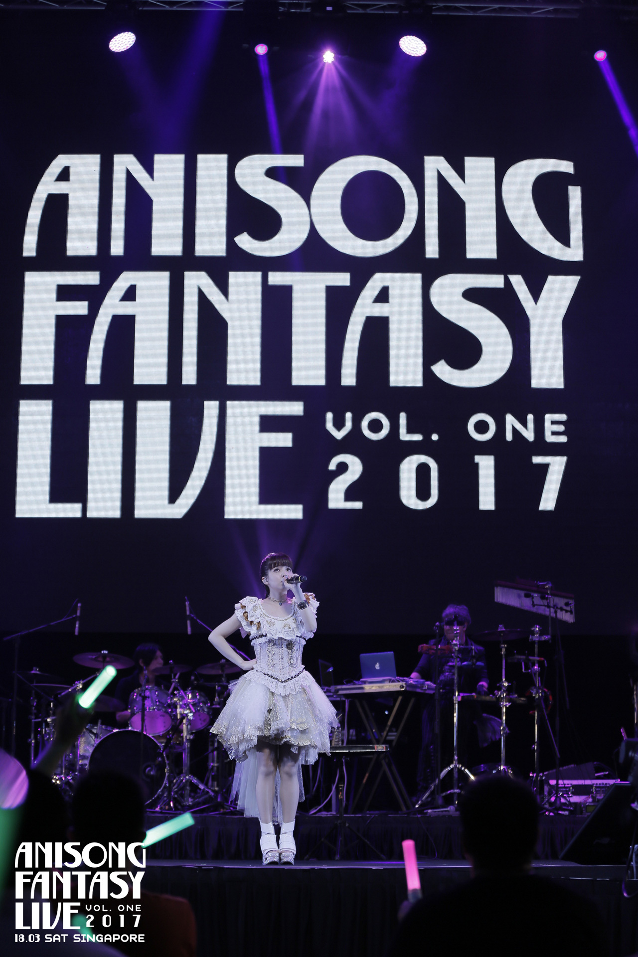 luna haruna anisong fantasy live 2017 singapore