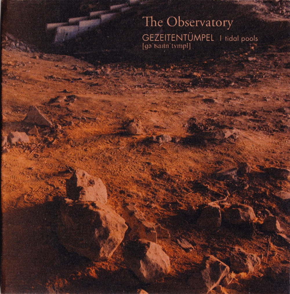 the observatory singapore experimental avant rock