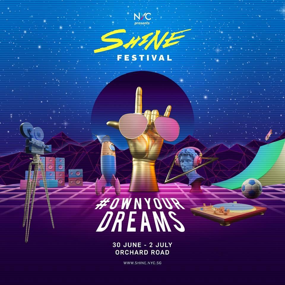 shine festival singapore
