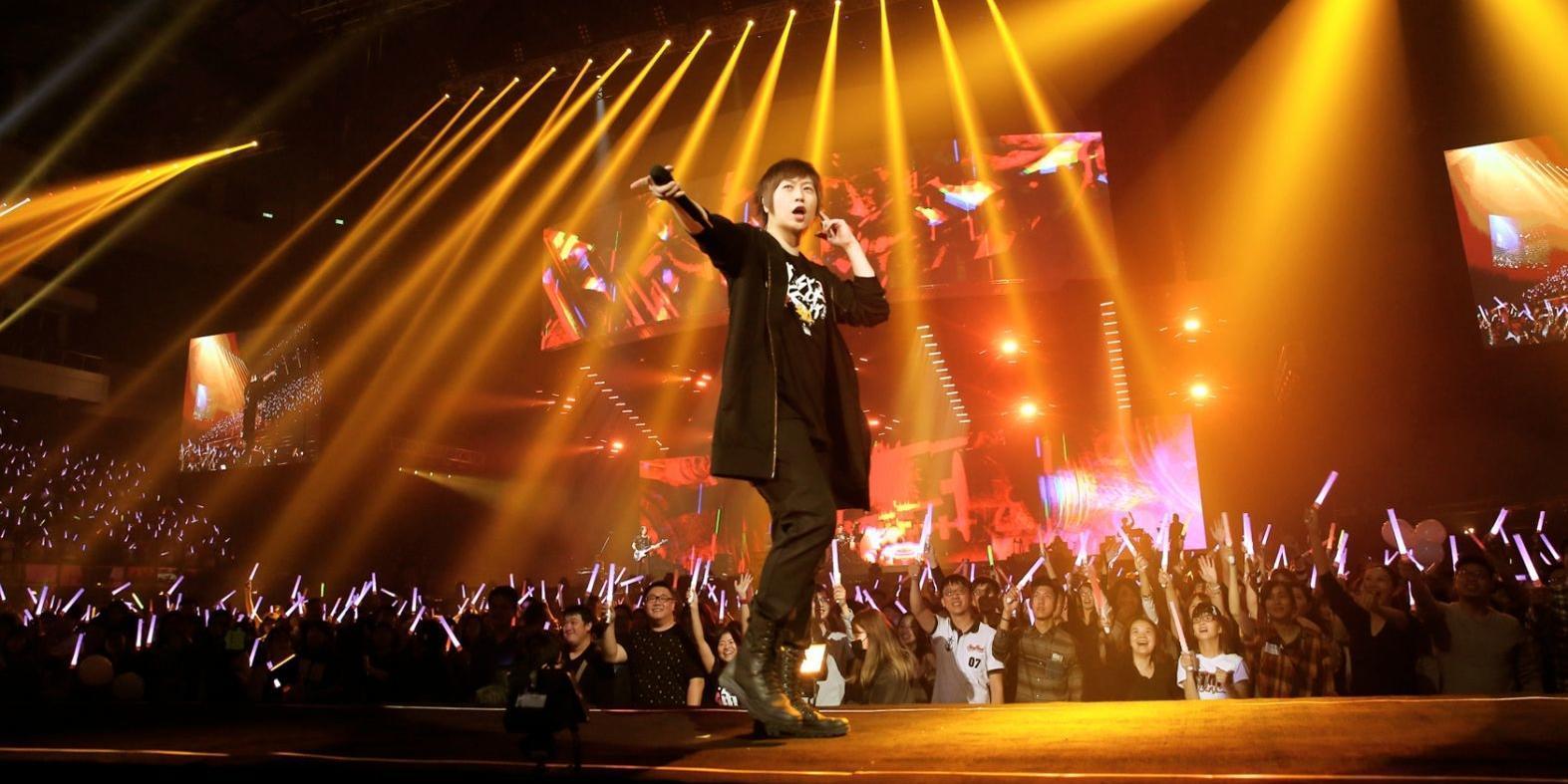 mayday singapore concert singapore indoor stadium
