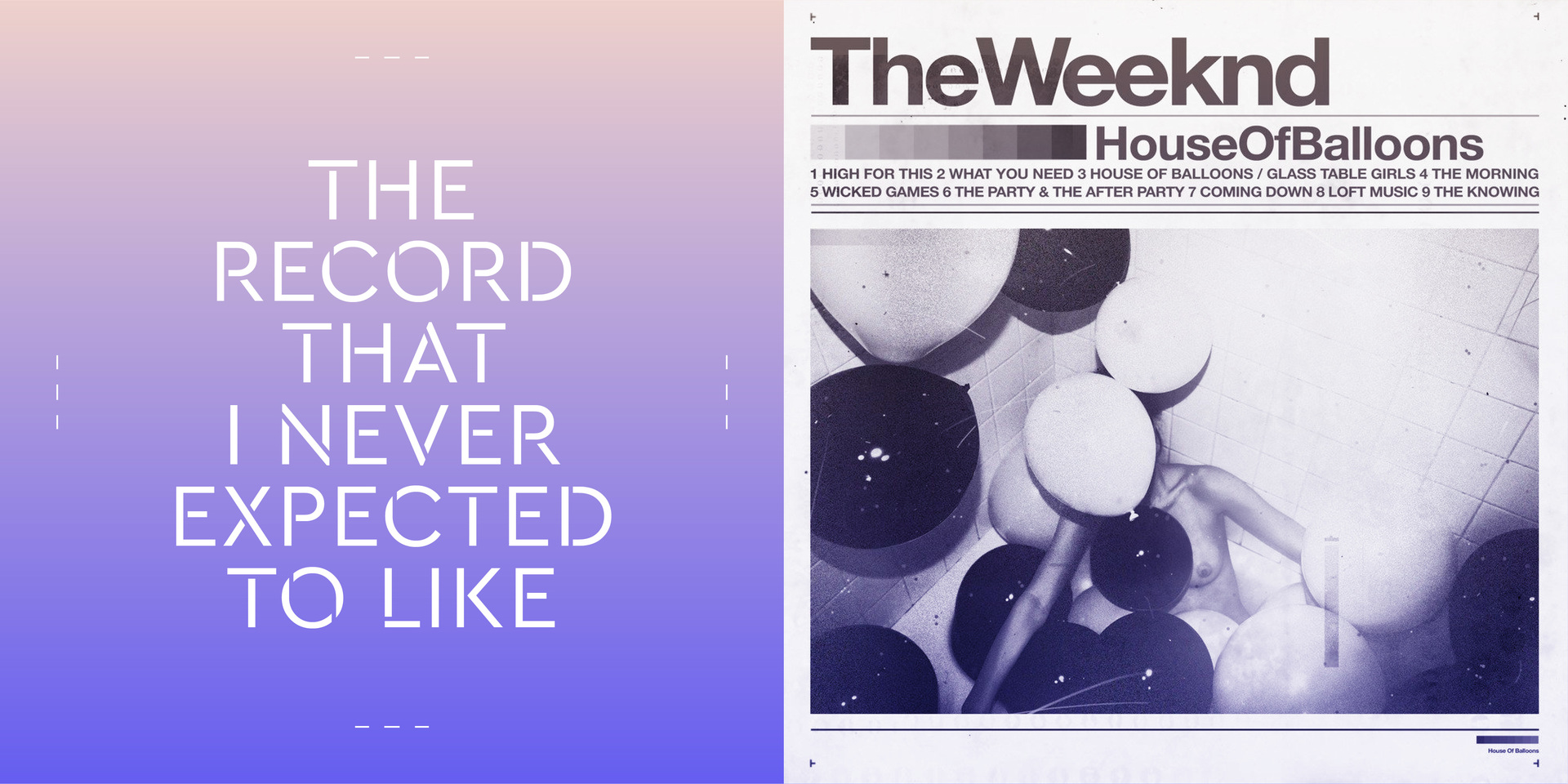 the weeknd selena gomez house of balloons