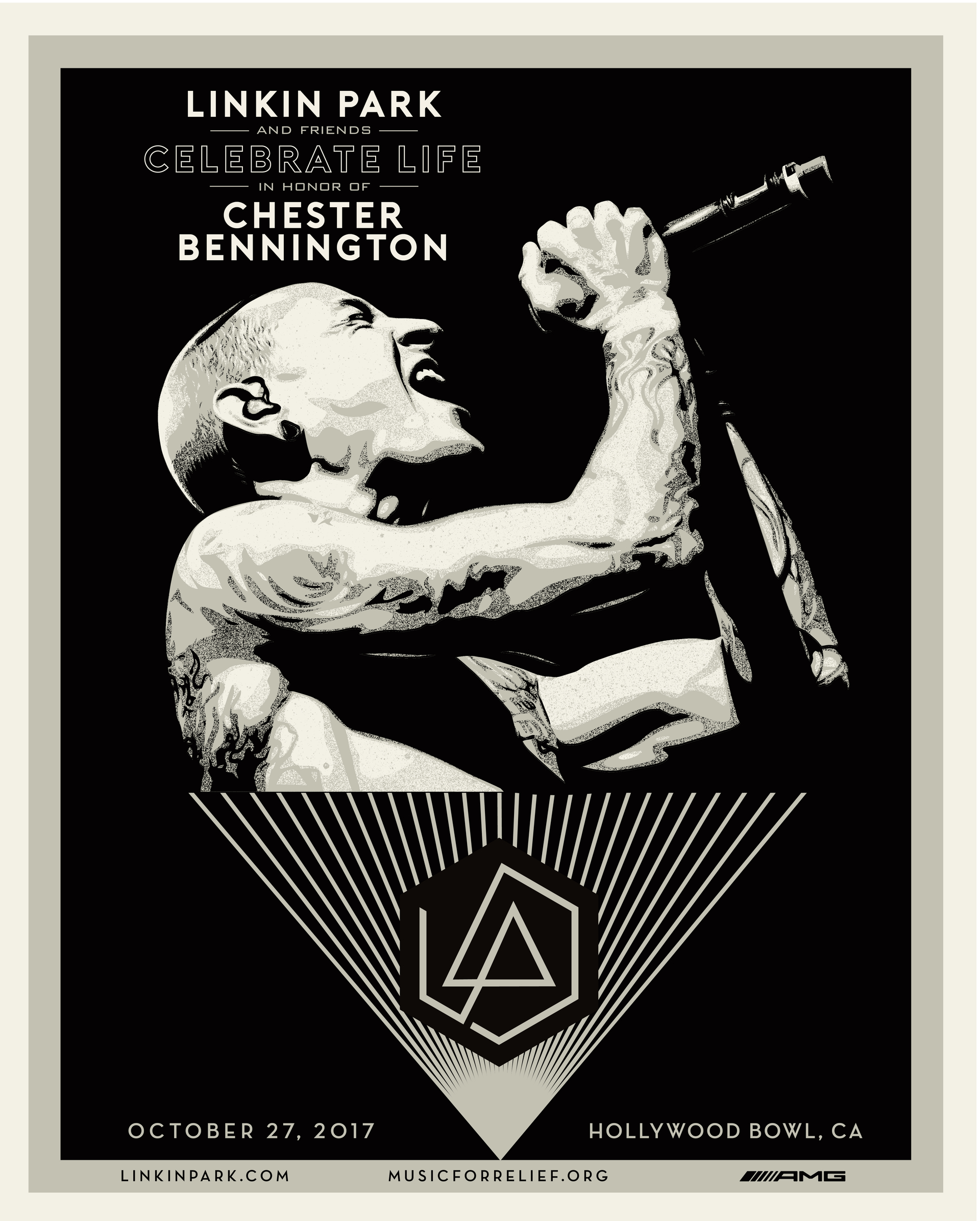 Linkin Park to perform tribute show for Chester Bennington
