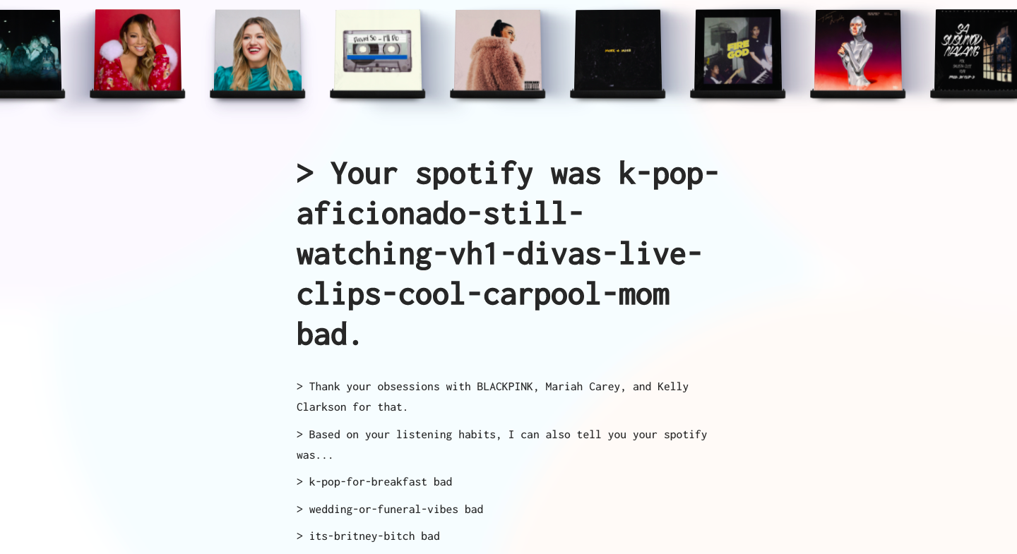 Find Out How Bad Your Music Taste Is With Judge My Spotify