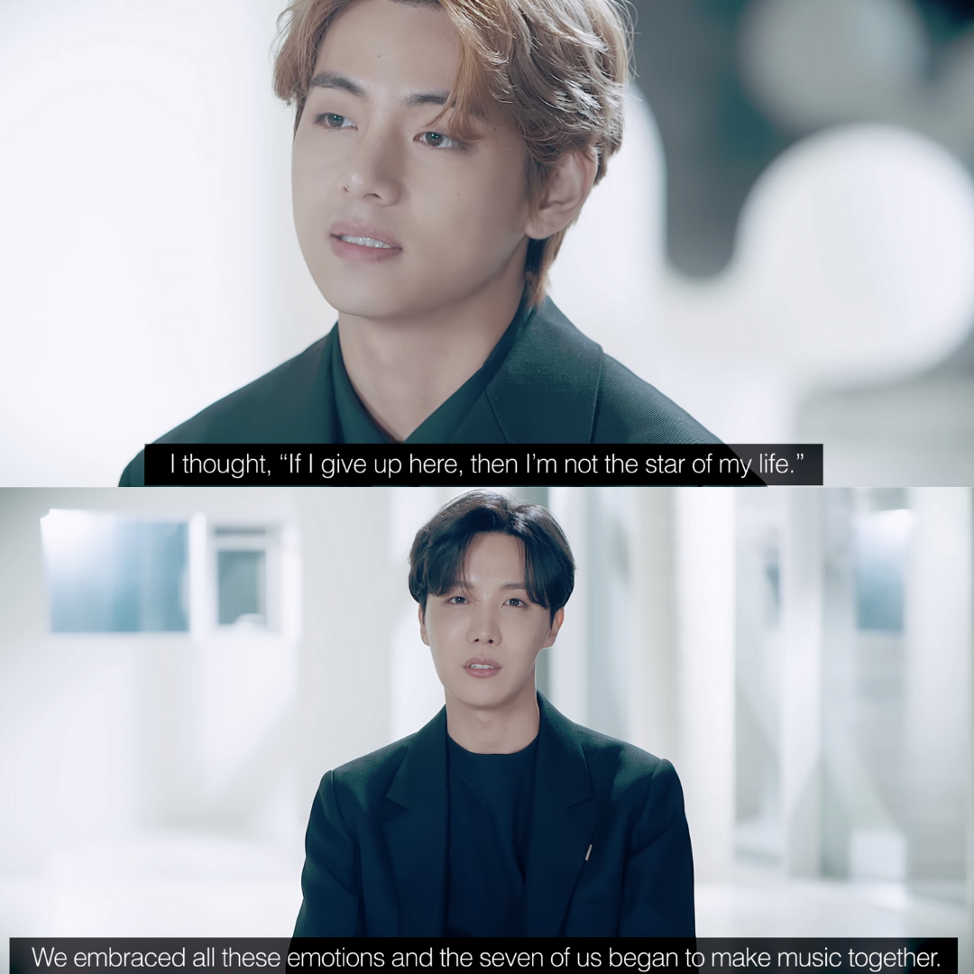Life Goes On Let S Live On Bts Deliver Message Of Hope At The 75th