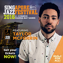 Sing Jazz returns for its third run, featuring a stunning array of modern and legendary acts over one weekend. Use our promo code JAZZ4BANDWAGON for 10% off advance tickets.