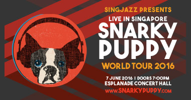 Modern jazz-fusion adventurers Snarky Puppy will set Singapore alight with a night of soulful jams and instrumental excursions in June. Get your tickets now before they're all gone!